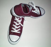 Converse Chuck Taylor All Stars Low Cut Size 8.5 Women or 6.5 Men