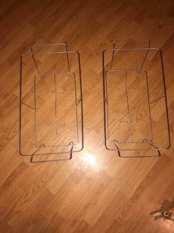 """Two hot pan holders- 12""""wide 20"""" long"""