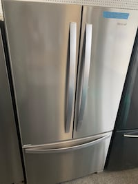 Brand new 36by69 whirlpool French door fridge stainless steel with 1 year warranty  Woodbridge, 22192