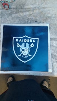 Oakland Raiders ceramic tile Visalia, 93277