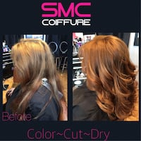 Hair styling in Auteuil/Vimont Laval Laval