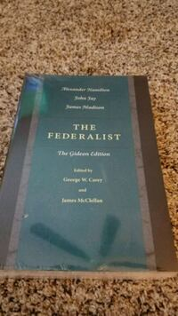 The Federalist: The Gideon Edition Louisville, 40219