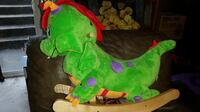 Dragon Plush Rocker Manassas