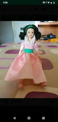 Barbie Blancanieves Valencia, 46022