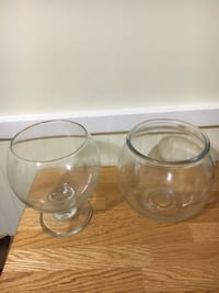 clear glass bowl and cup Germantown, 20874
