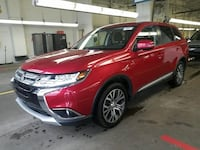 2017 Mitsubishi Outlander SEL AWD Woodbridge, 22191