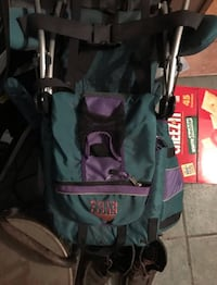 Kelty Kids Hiking Backpack with Shade