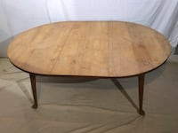Solid wood maple table  Frederick, 21702