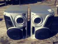 Speakers 60 watt norm 140 watt max. Springdale, 72762