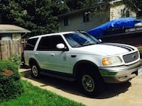 2000 Ford Expedition Springfield