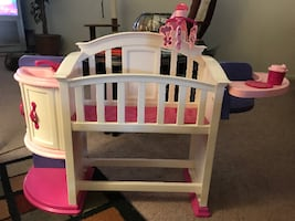 Toy Nursery Set
