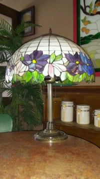 Tiffany lamp.   Ajax Port Perry, L9L 1H4
