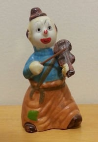 Clown Playing Music Bell Mississauga, L5N 2X2