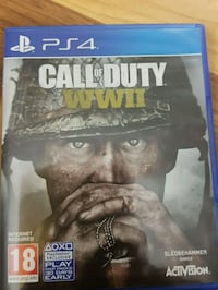 CALL OF DUTY WWII (Takas sadece GOD OF WAR)  Fırat Mahallesi, 35380