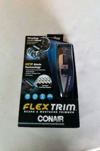 black and gray Wahl hair clipper box San Diego, 92111