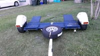 blue and white boat trailer North Port, 34287