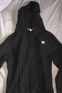 Champion hoodie size small