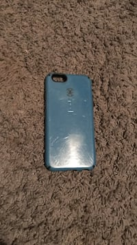 blue Speck iPhone case for iPhone 6 Pine Mountain Valley, 31823