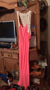 Long dress size large  Cohutta, 30710