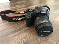 Canon EOS Rebel XSi DSLR Camera. Will go as low as $210