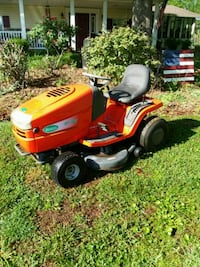 red and black riding mower Georgetown, 37336