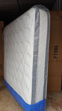 New King Size Pillowtop Mattress ONLY  Silver Spring, 20902