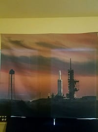SpaceX Tapestry  Jackson, 39202