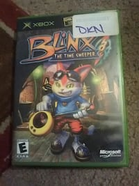 Xbox blinx the time sweeper Medford, 97504