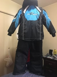 Snowmobile/Snow Suit - Edco Racing Milton, L9T 3X4