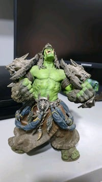 World of Warcraft Rehgar Action Figure