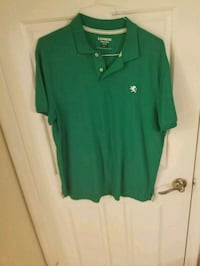 Express Men's Green Polo (XL) Alexandria, 22315