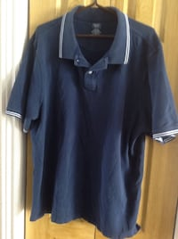 blue polo shirt Perth East, N0K