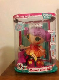 Brand New, Unopened Lalaloopsy Girl Doll Dumfries