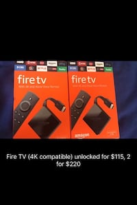 Any movie or show. Also includes live tv (HBO, ESPN, PPV events). Also unlock your existing Fire TV/Fire TV stick for $40. Shipping available anywhere in the U.S. for $10. Boston, 02126