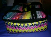 Insulated Casserole Carrying Case (dish included) NWOT Birmingham, 35210