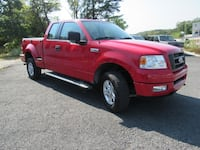 2005 Ford F-150 Supercab Flareside 145  STX 4WD Woodbridge