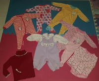 toddler's assorted clothes Papineauville, J0V 1R0