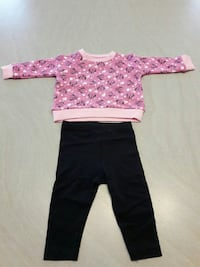 Ensemble bébé fille minnie