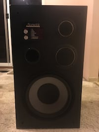 Pair of Acoustic Studio Monitor Series Speakers  Langley, V3A 4W5