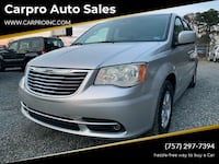 Chrysler-Town and Country-2011 Chesapeake