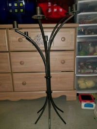 Heavy metal candelabra
