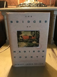 First Edition Bridges Of Madison County 1992 South Elgin, 60177