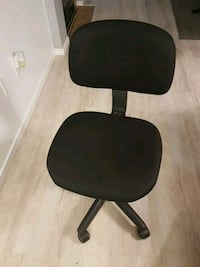 black and gray rolling chair 3726 km