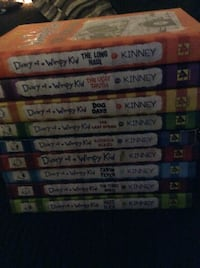 Diary of a Wimpy Kid Books  Calgary, T2K