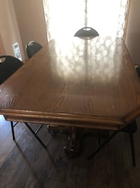Kitchen table with sleve Cambridge, N1R 2V5