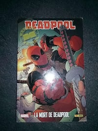 Deadpool bande dessinée merveille Annoisin-Chatelans, 38460