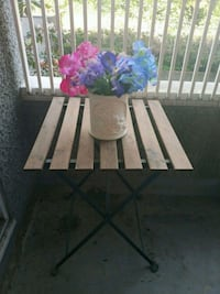 Patio Ikea table New Westminster, V3M 6B3