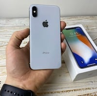 iPhone X Silver 64 G
