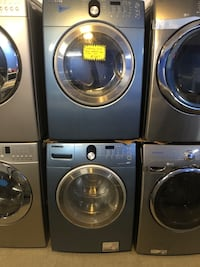 Samsung Front Load Washer and Dryer Set, in perfect condition  Baltimore, 21223