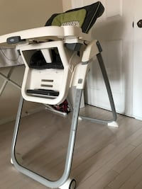 white and black automatic treadmill Vaughan, L4J 5G6